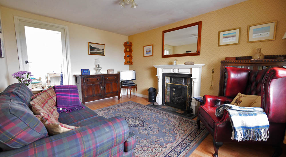 Isle of Skye self catering cottage, sleeps 4, Balmacquien, Trotternish Peninsula